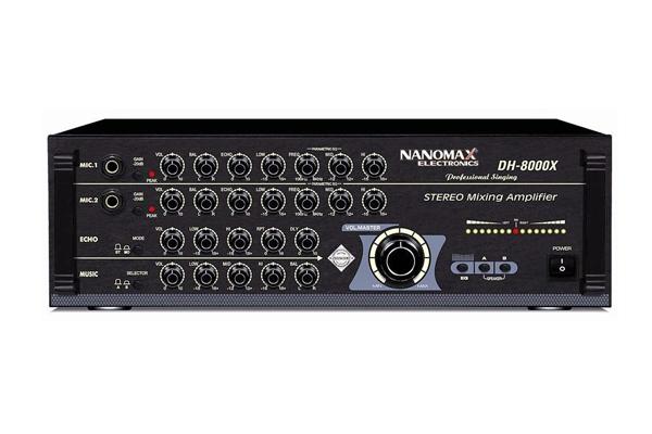 Amply Karaoke Nanomax DH 8000X