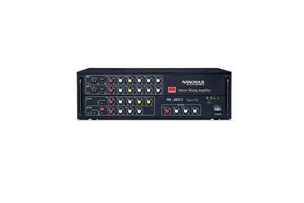 Amply Karaoke Nanomax PA 230III