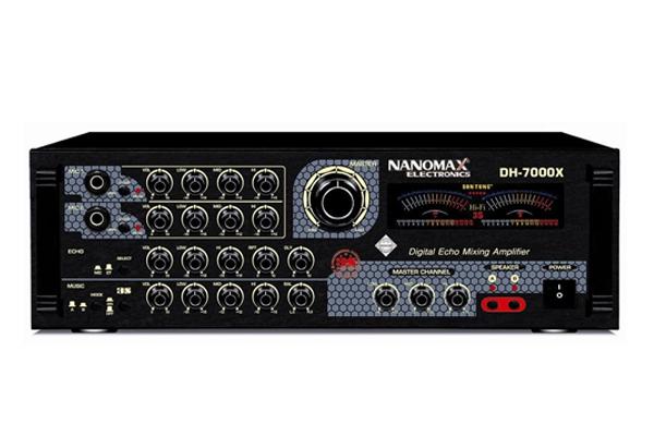 Amply karaoke  Nanomax DH 7000X