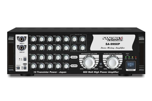 Amply Karaoke Nanomax SA 999XP