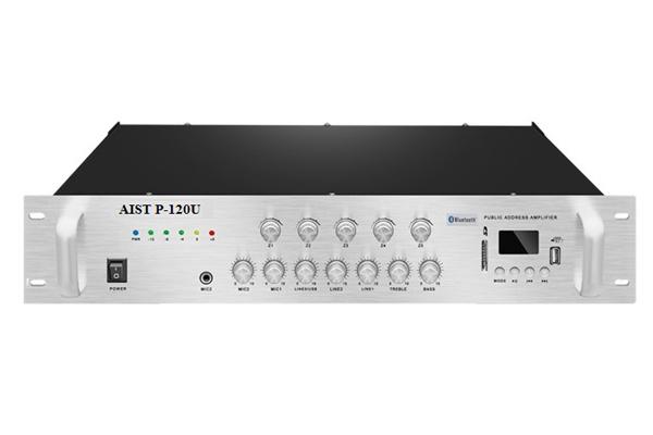 Amply liền mixer AIST P 120U