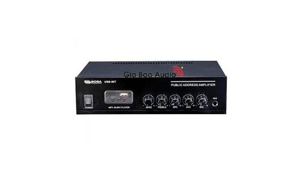 Amply phân tần  Bosa 50T-USB