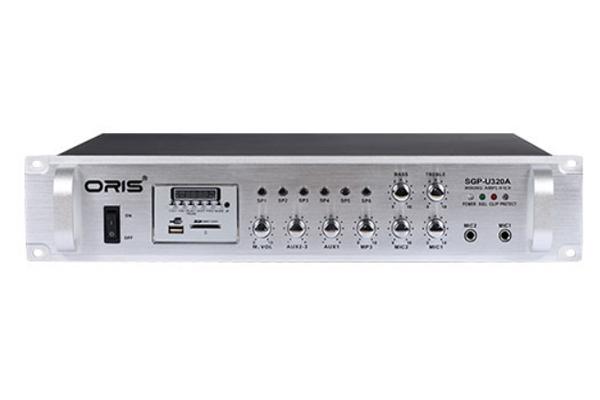 Amply thông báo Oris SGP U320A