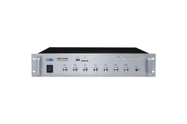 Amply liền mixer OBT 6090