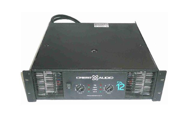Cục đẩy công suất Crest Audio CA 12