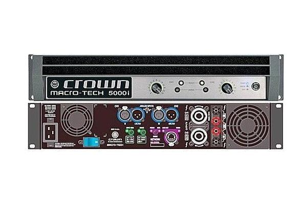Cục đẩy công suất CROWN MA 5000I
