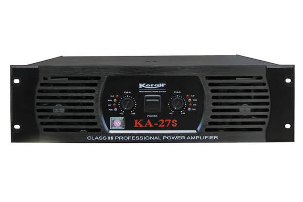 Cục đẩy công suất KORAH KA 27S