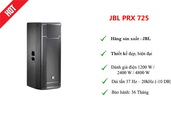 Loa hội trường JBL PRX 725