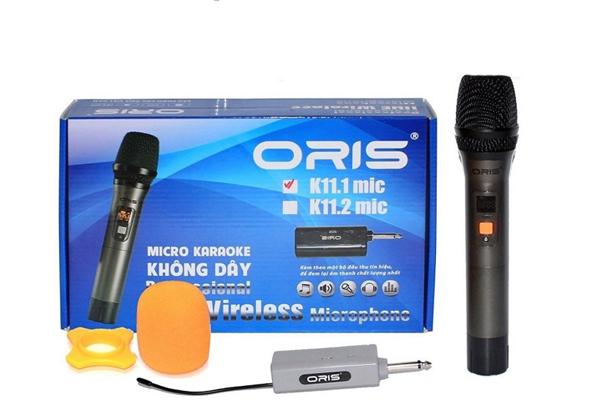 Micro không dây Oris K11.1