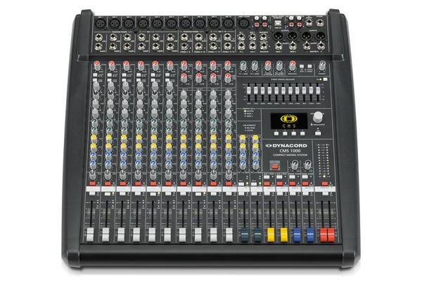 Bàn trộn Mixer Dynacord CMS 1000