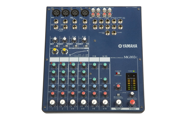 Bàn trộn Mixer YAMAHA MG102C