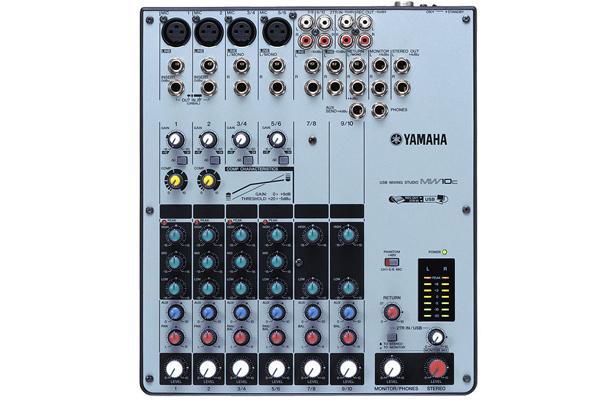 Bàn trộn Mixer YAMAHA MW 10C