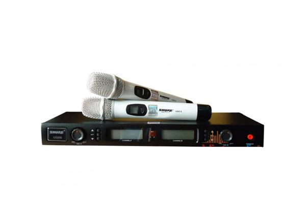 Micro không dây Shure UGX3