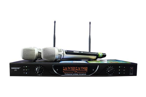 Micro không dây Shure X2