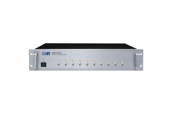Thiết bị phân phối tín hiệu CD/MP3 OBT- 8021