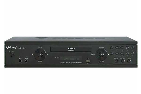 Đầu karaoke 5 số Arirang DVD AR-36D