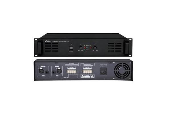 Amply công suất 2 kênh Aplus AP-2C240 B