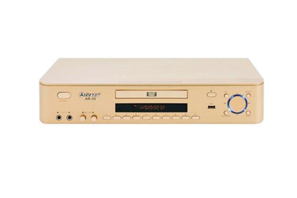 Đầu karaoke Arirang DVD AR-36  (kèm 2 mic)