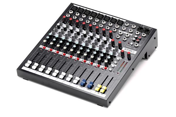 Bàn trộn mixer soundcraft EPM 8