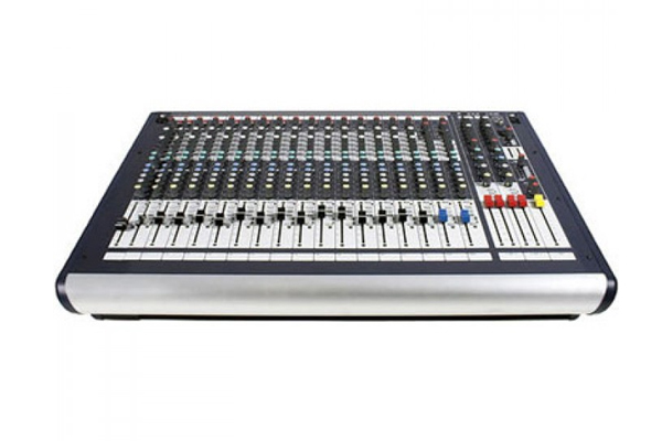 bàn trộn mixer soundcraft GB2/16