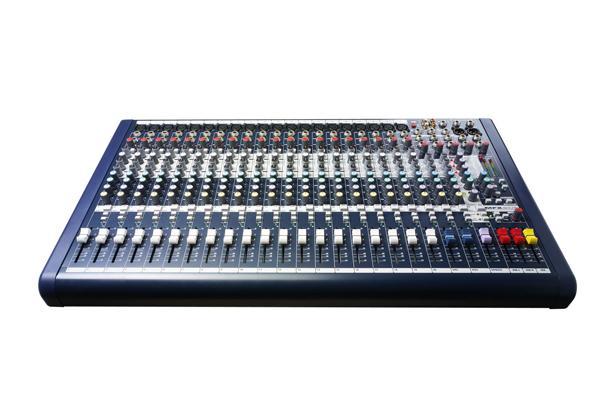 Bàn trộn mixer soundcraft MFXi20