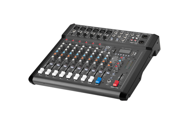 Bàn trộn mixer soundking MG08