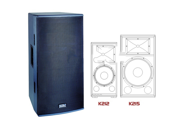 LOA FULL ĐƠN 3 TẤC SOUNDKING K212