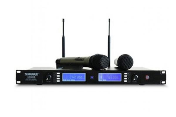 Micro không dây Shure UR4DS