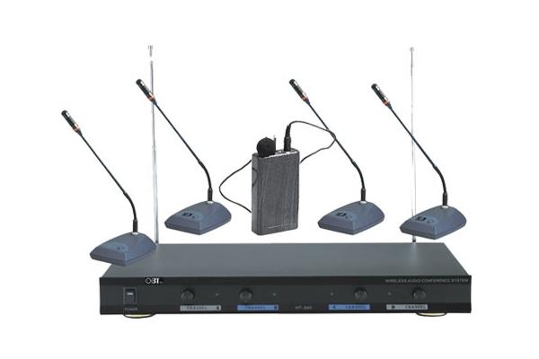 Micro cổ ngỗng  không dây OBT- 840