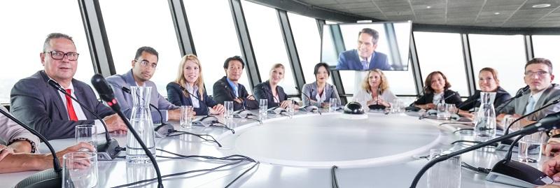 Tư vấn lắp đặt hệ thống micro hội nghị có dây sao cho hiệu quả